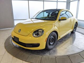 Used 2013 Volkswagen Beetle Coupe Comfortline | 2 Wheel Sets | 3M | Sunroof for sale in Edmonton, AB