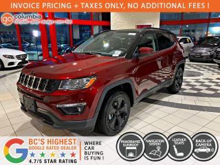 New 2021 Jeep Compass Altitude for sale in Richmond, BC