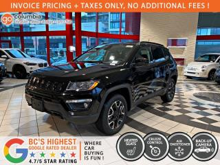 New 2021 Jeep Compass Upland Edition for sale in Richmond, BC