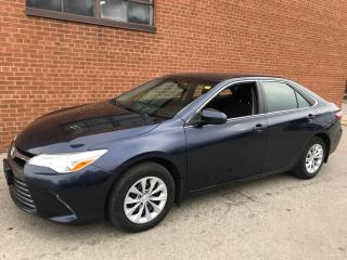 Used 2016 Toyota Camry LE NO DAMAGE RECORDS FOUND for sale in Oakville, ON
