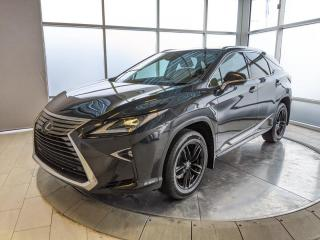 Used 2017 Lexus RX 350 One Owner - Two Tone Interior for sale in Edmonton, AB