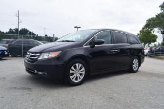 Used 2016 Honda Odyssey for sale in Coquitlam, BC