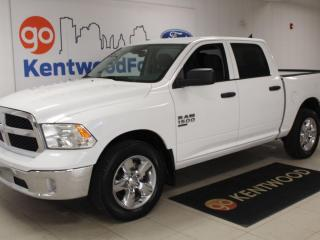 Used 2019 RAM 1500 Classic ST | 4x4 | Classic | One Owner | clean Carproof for sale in Edmonton, AB