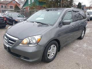 Used 2007 Honda Odyssey EX-L for sale in Brampton, ON