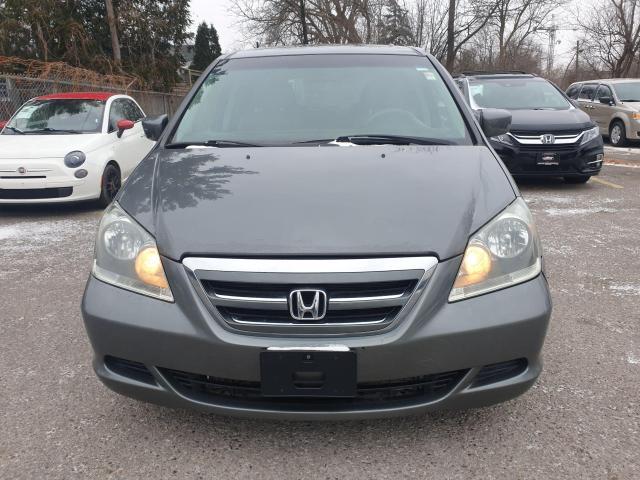 2007 Honda Odyssey EX-L Photo2