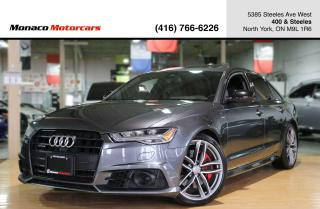 Used 2018 Audi A6 3.0T TECHNIK S-LINE COMPETITON PACKAGE for sale in North York, ON