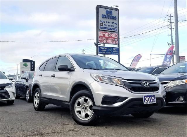2015 Honda CR-V No accidents |AWD | LX Model | Low Km's| Certified