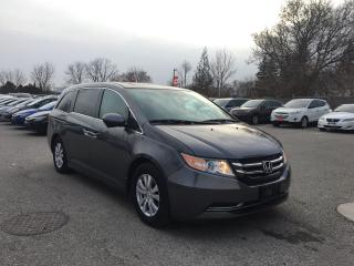 Used 2014 Honda Odyssey EX-L. NAVI-LEATHER -ROOF! REAR CAM for sale in London, ON