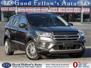 Used 2017 Ford Escape SE 4CYL 2.0L, NAVI, REARVIEW CAMERA, PANROOF for sale in Toronto, ON
