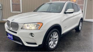 Used 2013 BMW X3 35i for sale in Tilbury, ON