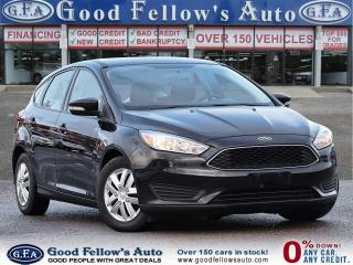 Used 2016 Ford Focus SE MODEL, REARVIEW CAMERA, BLUETOOTH, HEATED SEATS for sale in Toronto, ON