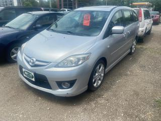 Used 2008 Mazda MAZDA5 GT-AS-IS for sale in Mississauga, ON