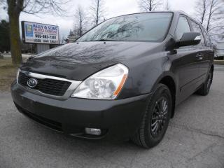 Used 2012 Kia Sedona EX W/LUXURY PKG