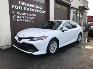 Used 2019 Toyota Camry LE for sale in Abbotsford, BC