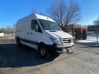 Used 2015 Mercedes-Benz Sprinter 2500 / 144 / DIESEL for sale in North York, ON