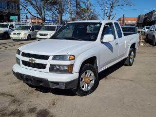 Used 2012 Chevrolet Colorado LT w/1SD for sale in Brampton, ON