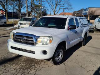 Used 2010 Toyota Tacoma SR5 for sale in Brampton, ON