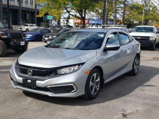 Used 2019 Honda Civic LX for sale in Brampton, ON