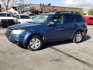Used 2010 Subaru Forester X sport for sale in Brampton, ON