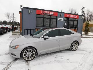 Used 2015 Audi A3 1.8T Progressiv | Leather | Sunroof | Heated Seats for sale in St. Thomas, ON