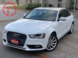Used 2014 Audi A4 Komfort for sale in Burlington, ON