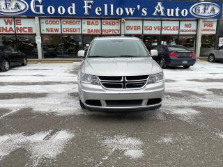 Used 2013 Dodge Journey VALUE PKG, REARVIEW CAMERA, BLUETOOTH, 7 PASSENGER for sale in Toronto, ON