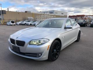 Used 2013 BMW 5 Series 528i xDrive/NO ACCIDENTS /SAFETY AND WARRANTY for sale in Oakville, ON