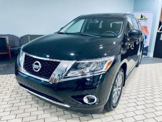 Used 2015 Nissan Pathfinder SL for sale in Brampton, ON