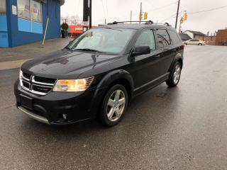 Used 2012 Dodge Journey SXT/AUTO/7PASSENGER/CERTIFIED for sale in Toronto, ON