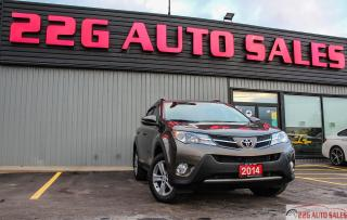 Used 2014 Toyota RAV4 XLE|ACCIDENT FREE|SUNROOF for sale in Brampton, ON