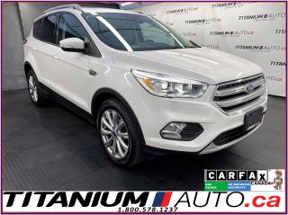 Used 2017 Ford Escape Titanium+4X4+GPS+Pano Roof+Leather+Blind Spot+LDW for sale in London, ON
