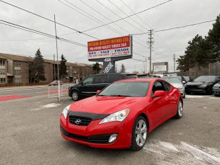 Used 2011 Hyundai Genesis Coupe Premium for sale in Toronto, ON