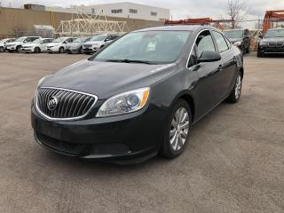 Used 2017 Buick Verano Base/SAFETY AND WARRANTY for sale in Oakville, ON