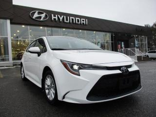Used 2020 Toyota Corolla LE for sale in Ottawa, ON