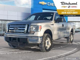 Used 2012 Ford F-150 XLT Ext Cab | 4WD | 5.0L V8 for sale in Winnipeg, MB