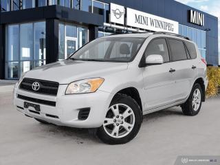 Used 2010 Toyota RAV4 Base 4WD! for sale in Winnipeg, MB