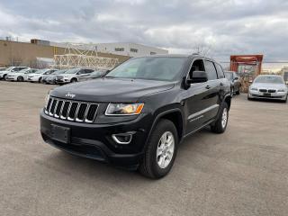 Used 2016 Jeep Grand Cherokee 4X4/LAREDO//GRAND CHEROKEE for sale in Oakville, ON