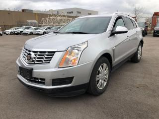 Used 2016 Cadillac SRX Luxury/3.6/SAFETY AND WARRANTY for sale in Oakville, ON