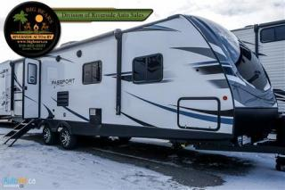 Used 2021 Keystone RV Passport 2710RB for sale in Guelph, ON