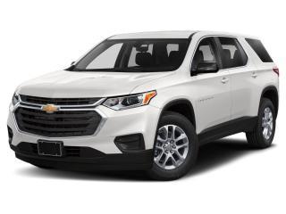 New 2021 Chevrolet Traverse LS for sale in Winnipeg, MB