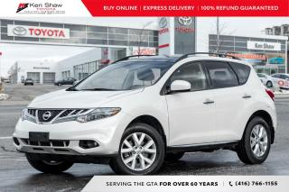 Used 2013 Nissan Murano for sale in Toronto, ON