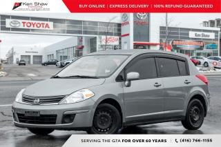 Used 2011 Nissan Versa for sale in Toronto, ON
