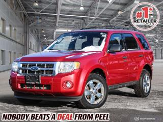 Used 2011 Ford Escape XLT Automatic for sale in Mississauga, ON