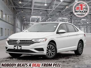Used 2019 Volkswagen Jetta HIGHLINE for sale in Mississauga, ON