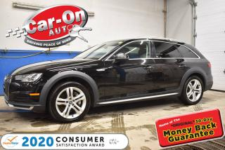 Used 2017 Audi A4 Allroad PANO ROOF | DUAL POWER SEATS | ADVANCE KEY SYSTEM for sale in Ottawa, ON