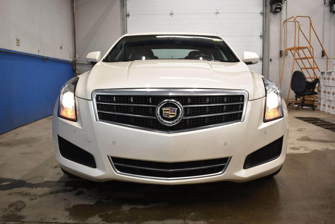 Used 2014 Cadillac ATS 4 AWD 2.0L TURBO LUXURY w/ PREMIUM ...