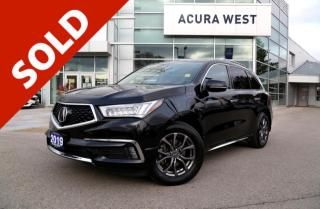 Used 2019 Acura MDX Elite for sale in London, ON