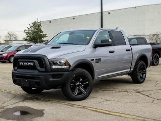New 2021 RAM 1500 Classic Warlock | Nav | Heated Seats for sale in Kitchener, ON
