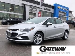 Used 2017 Chevrolet Cruze LT / AUTOMATIC / REMOTE STARTER / BLUETOOTH / for sale in Brampton, ON
