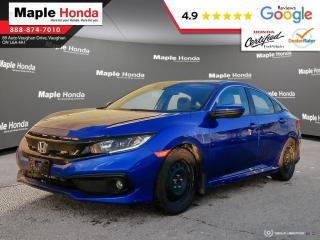 Used 2019 Honda Civic Sport|Sunroof|Auto Start|Honda Sensing|Two sets of for sale in Vaughan, ON